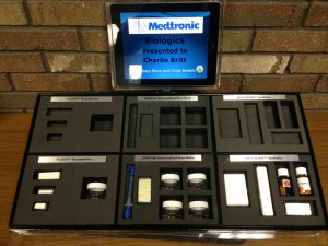 Medtronic Display